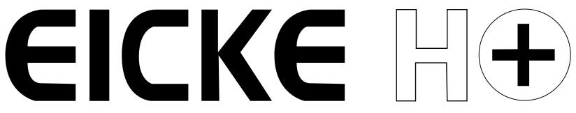 Friseur Pfungstadt Logo Eicke H+